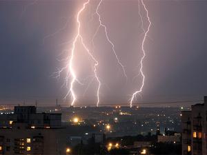 Дожди и грозы ожидаются в Нижнем Новгороде в выходные