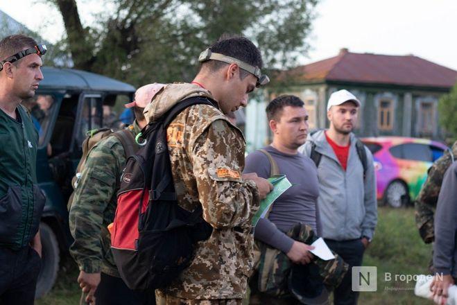 «Мы будем искать столько, сколько нужно»: россияне три дня искали Зарину Авгонову в Нижегородской области - фото 10