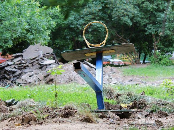 Благоустройство «Красной горки» на улице Усилова началось несмотря на путаницу с проектами - фото 9