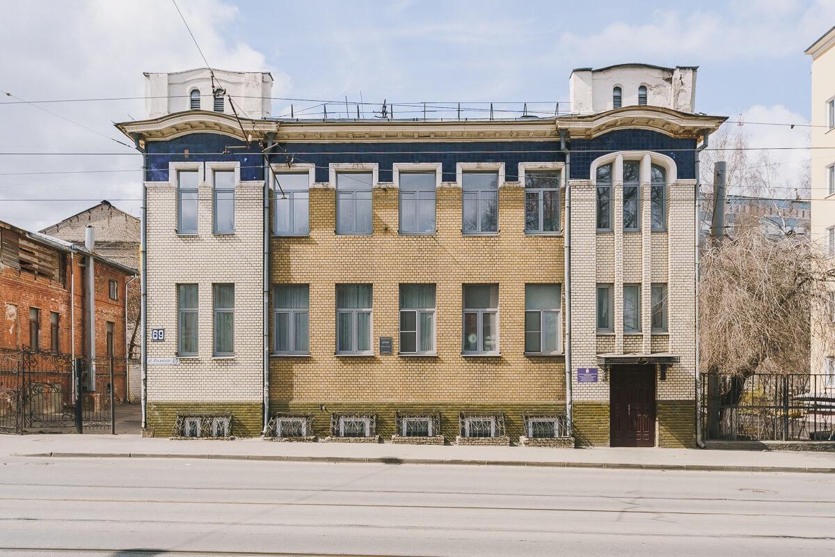 Более 12,4 млн рублей выделено на реставрацию доходного дома Карпова - фото 1