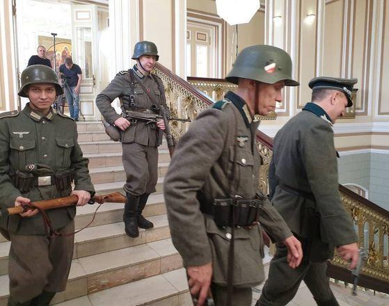 Съемки фильма о войне проходят на Нижегородской ярмарке - фото 2
