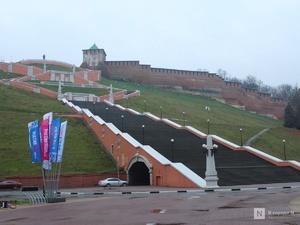 Стал известен план реставрационных работ на Чкаловской лестнице