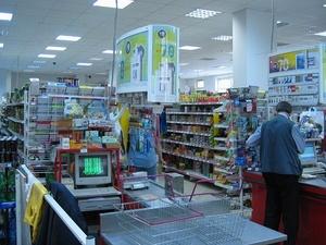 Россияне смогут снимать наличные на кассах магазинов