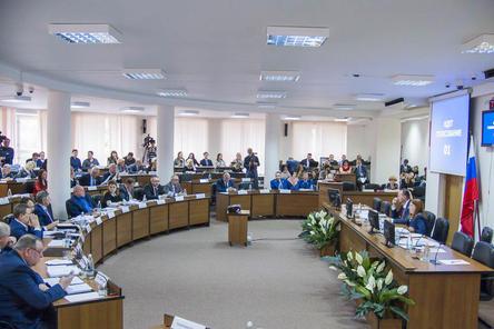 Депутаты гордумы обратятся к Глебу Никитину с просьбой отложить реформу МСУ