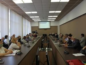 В ННГАСУ прошло заседание ученого совета