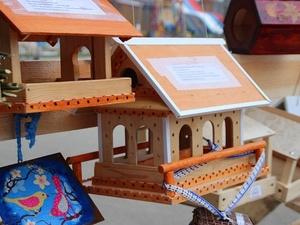 В Нижнем Новгороде стартовал конкурс на лучшую кормушку для птиц