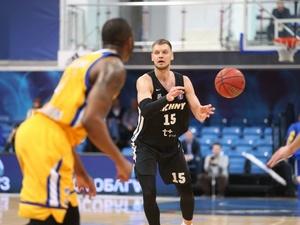 Баскетбольный клуб «Нижний Новгород» проиграл подмосковным «Химкам»