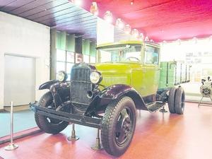 Количество выставочных моделей увеличится в музее Горьковского автозавода после реконструкции