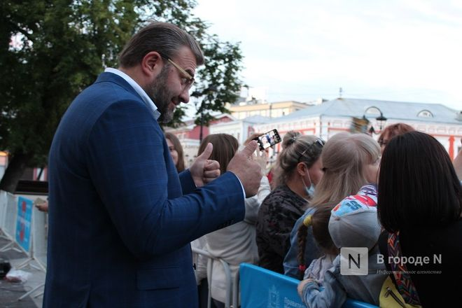 Подземный кинотеатр и 30 тысяч зрителей: V «Горький fest» завершился в Нижнем Новгороде - фото 98