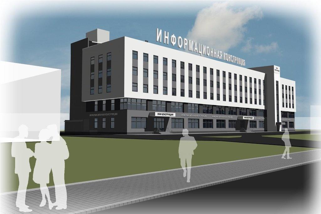 Строительство бизнес-центра с парковкой на 200 мест завершается в Нижнем Новгороде - фото 1