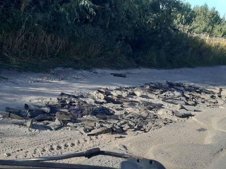Кстовская администрация ищет собственника дороги, «залатанной» сапогами - фото 1