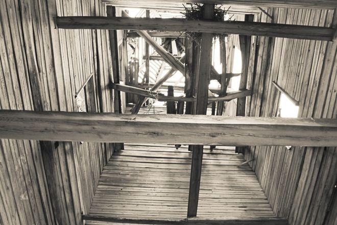 Как умирает нижегородское зодчество: история последней деревянной церкви в Лысковском районе - фото 8
