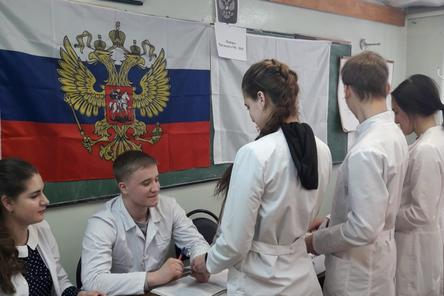 Школу избирателя провели для студентов ПИМУ