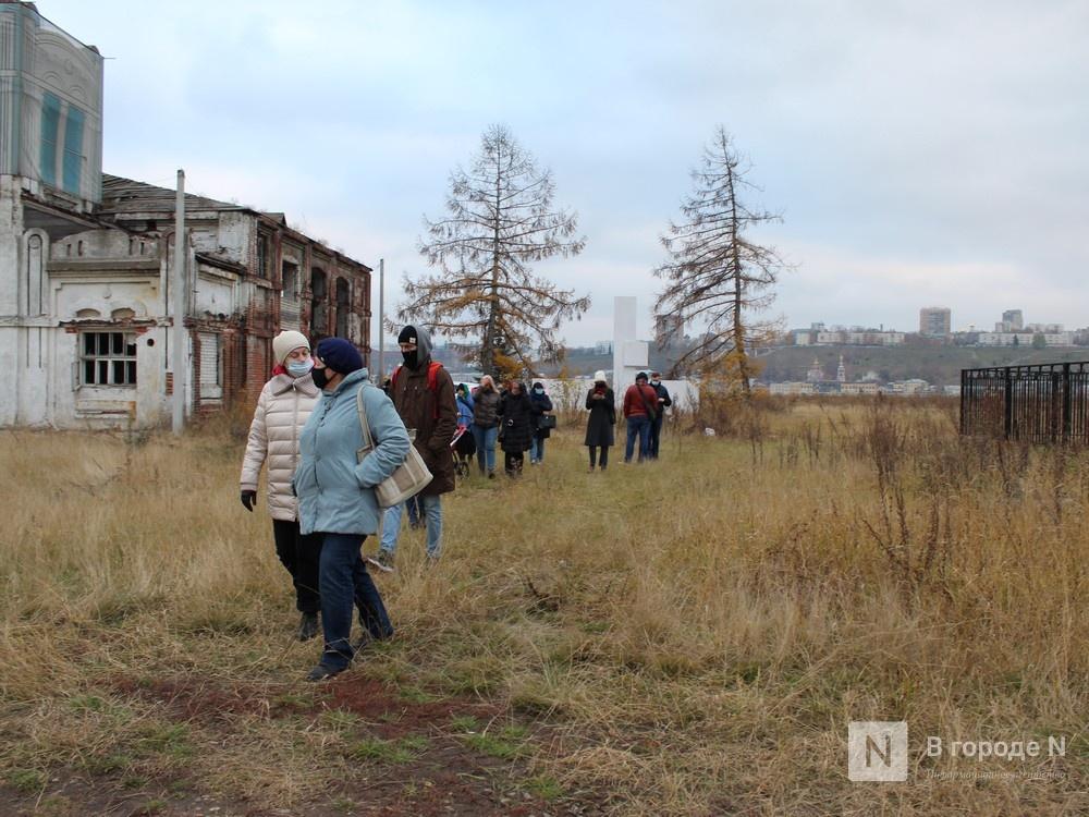 Нижегородская Стрелка: между прошлым и будущим - фото 4