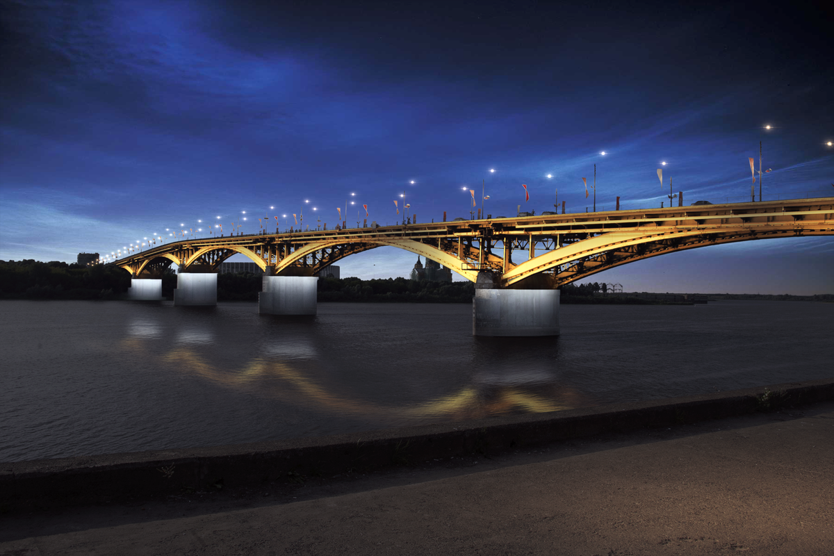 Разработана концепция наружного освещения Нижнего Новгорода к 800-летию - фото 2