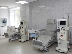 Центр гемодиализа открылся в Ардатове