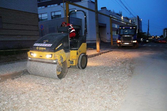 Новые парковки и тротуары появятся на улице Деловой - фото 2