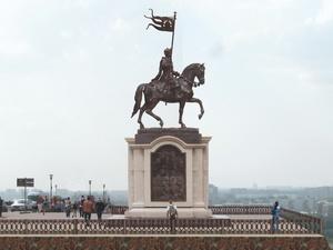 Стало известно, где в Нижнем Новгороде поставят памятник Александру Невскому