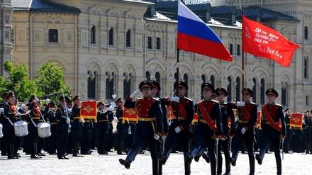Российские элитные войска пополнят 40 нижегородских призывников