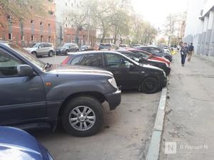 Платная парковка может появиться в Канавинском районе