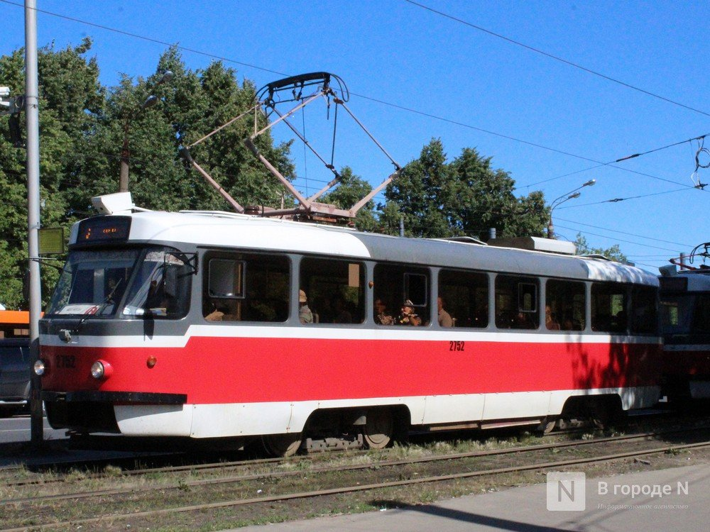 Вторая партия московских трамваев прибудет в Нижний Новгород в январе - фото 1