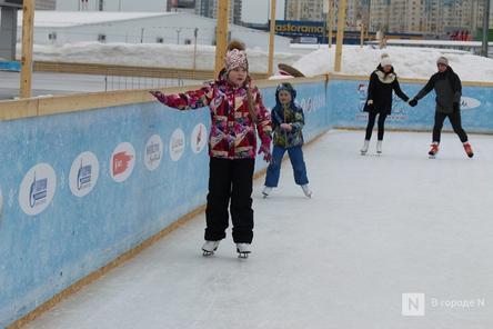 Зимний «Спорт Порт» откроется на стадионе «Нижний Новгород» 31 декабря