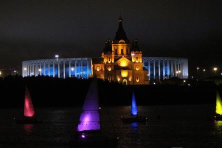 Гала-шоу в честь 800-летия Нижнего Новгорода запланировано на 21 августа