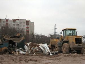 Следственный комитет проверяет нелегальную свалку в Советском районе