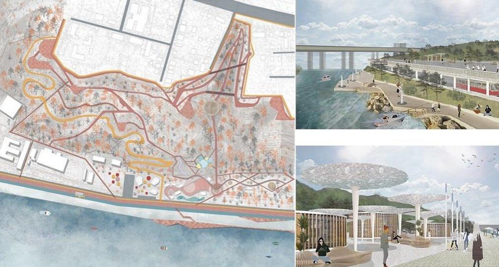 Девять вариантов развития парка «Горки» предложили нижегородские студенты - фото 3