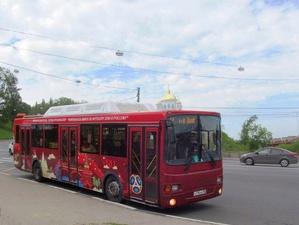 Схема движения транспорта изменится во время тестовых матчей на стадионе «Нижний Новгород»