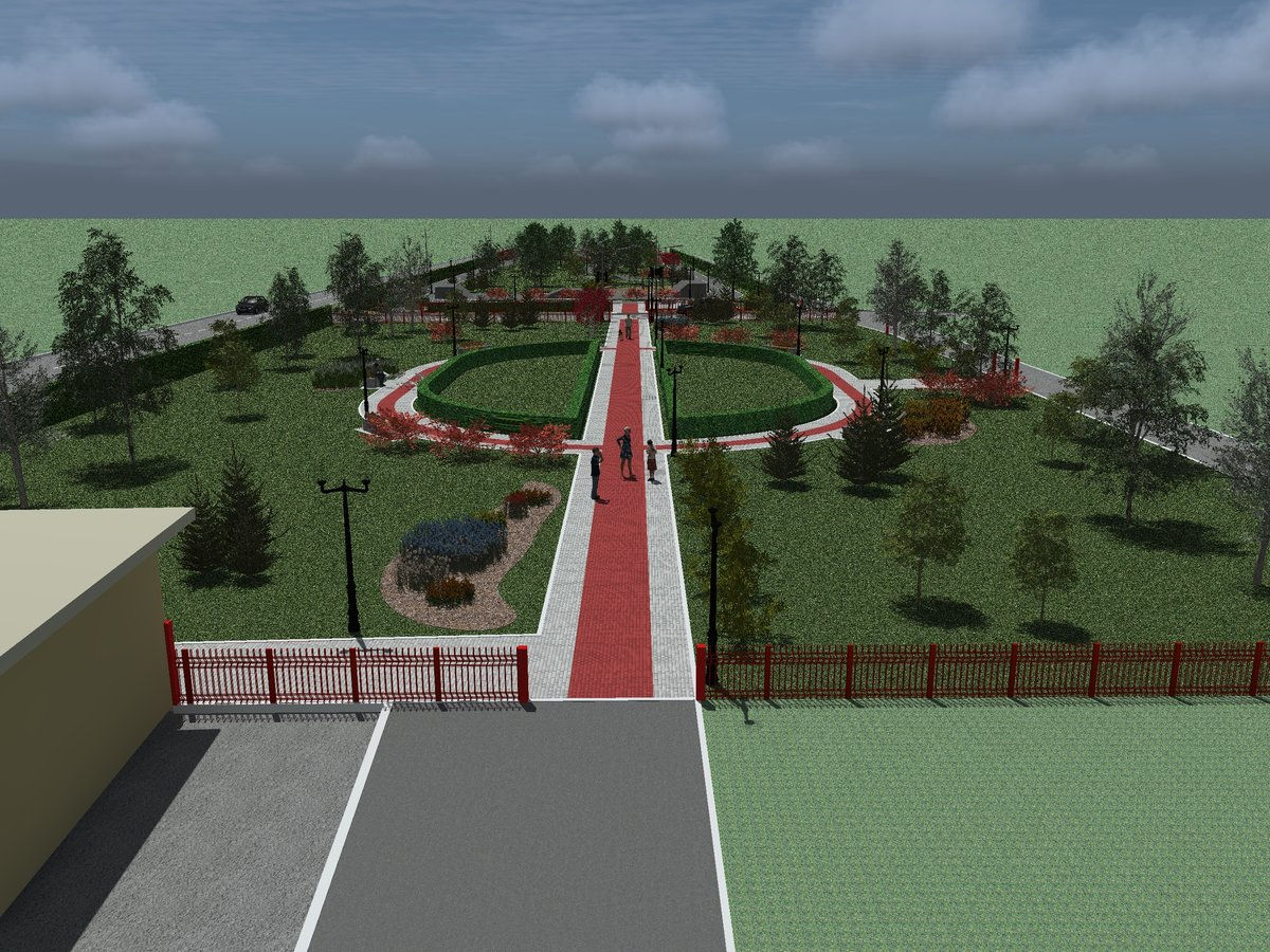 Парк «Кетарша» благоустроят в Бутурлине в 2020 году - фото 2