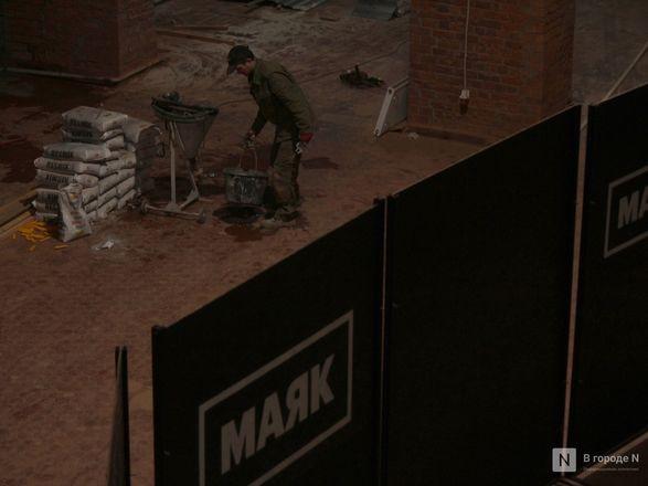 Инъекция для стен: как идет реставрация фасада нижегородской фабрики «Маяк» - фото 28