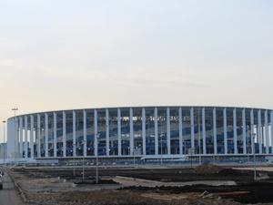 Стали известны места парковок для зрителей первого матча на стадионе «Нижний Новгород»