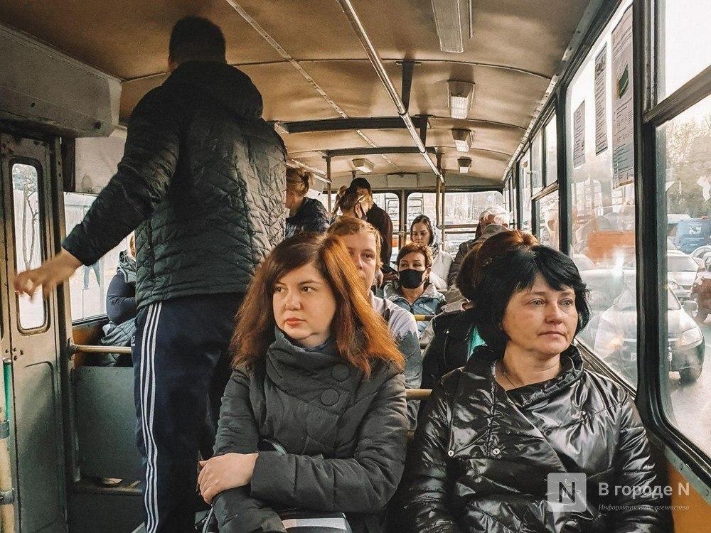 Остановка — больничный: безопасно ли пользоваться общественным транспортом в Нижнем Новгороде? - фото 7