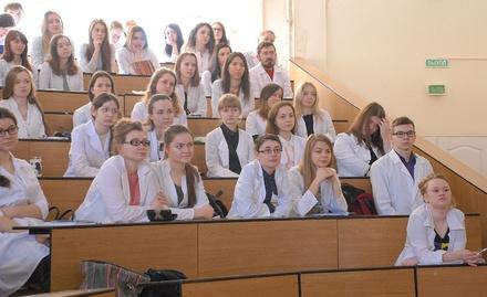 Нижегородские студенты-медики освоят пилатес
