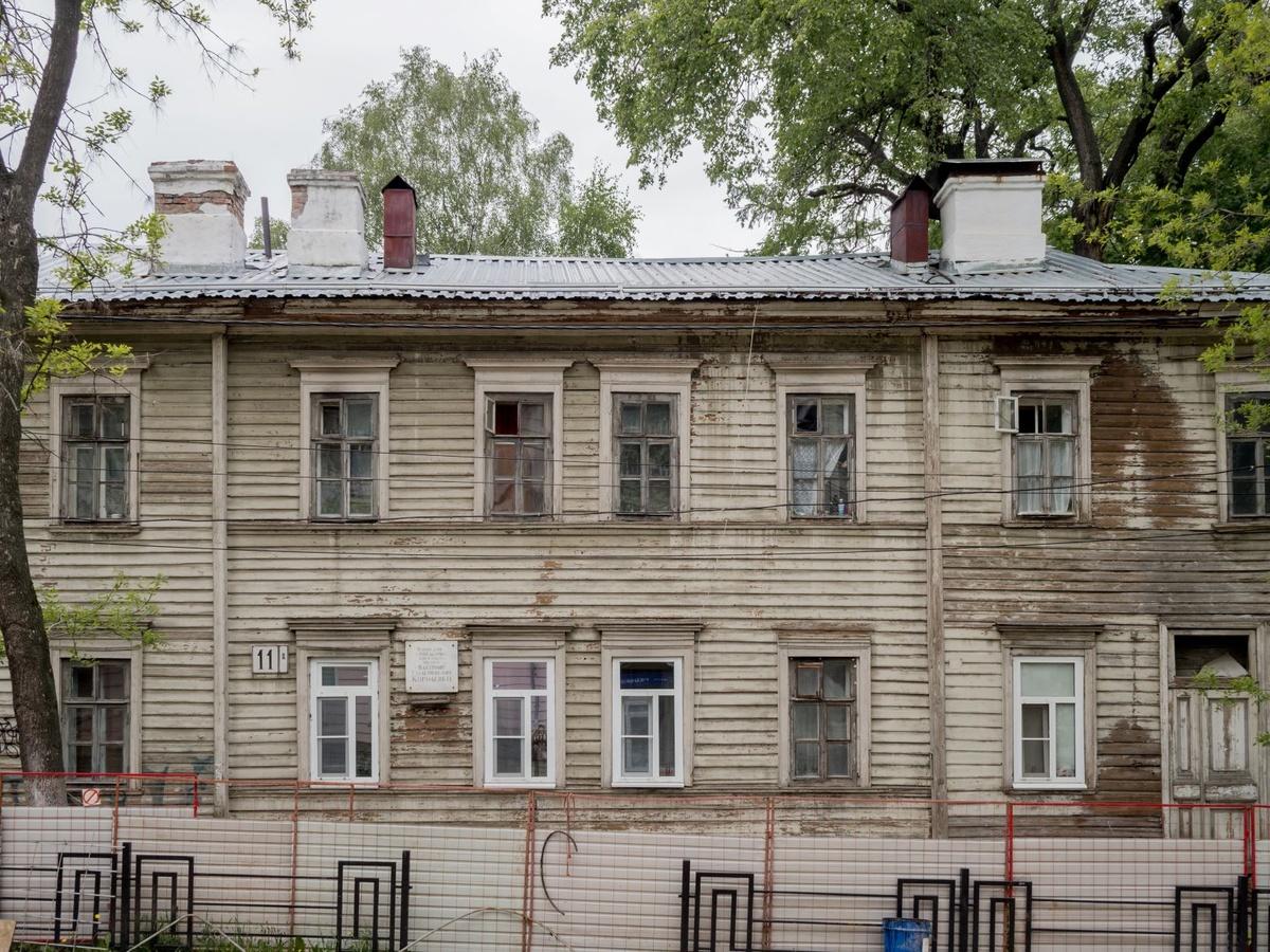Исторический балкон в доме Горького восстановят к 800-летию Нижнего Новгорода - фото 1