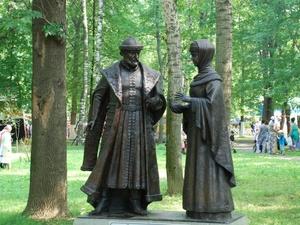 Памятник Петру и Февронии установят в Приокском районе в следующем году