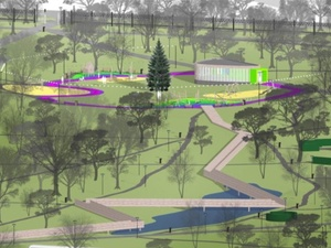 Проект благоустройства парка «Дубки» презентовали в Нижнем Новгороде (ФОТО)