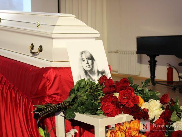 Церемония прощания с Ириной Славиной началась в Нижнем Новгороде (фото) - фото 2