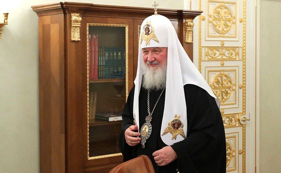 Патриарх Кирилл предложил вписать Бога в Конституцию - фото 1