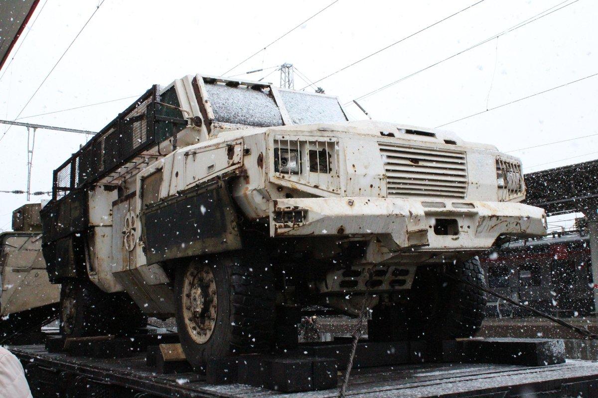«Сирийский перелом»: уникальная выставка военной техники побывала в Нижнем Новгороде - фото 2