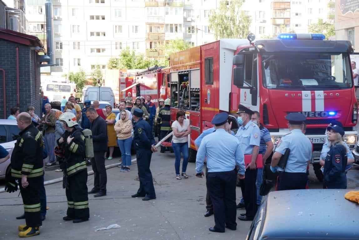 Число пострадавших при взрыве газа в автозаводской многоэтажке возросло до пяти - фото 1