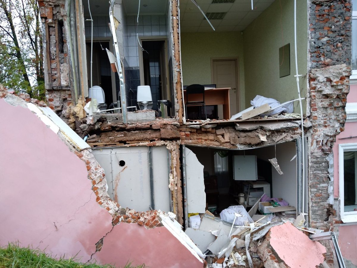 Прокуратура проверит Нижегородскую епархию в связи с обрушением стены Центра подготовки церковных специалистов - фото 1