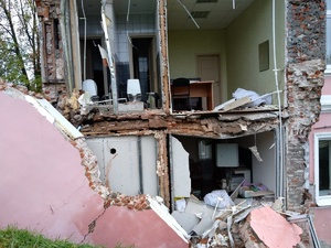 Прокуратура проверит Нижегородскую епархию в связи с обрушением стены Центра подготовки церковных специалистов