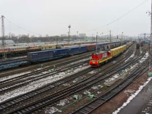 Погрузка на Горьковской железной дороге в октябре выросла на 3,4%