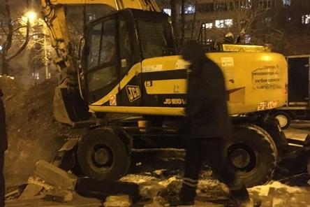Отопление восстановили в Автозаводском районе после аварии