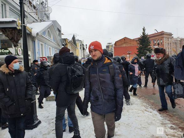 ОМОН перекрыл территорию на Большой Покровской из-за митинга - фото 2