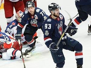 Нижегородское «Торпедо» проиграло ЦСКА в третьем матче плей-офф Кубка Гагарина