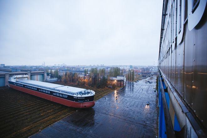 Второй сухогруз «Красного Сормова» для компании «Альфа» спустили на воду - фото 4