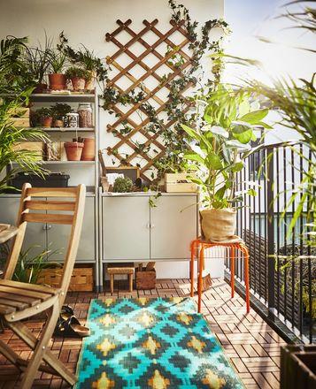 3 идеи благоустройства балкона, которые сделают его любимым местом для отдыха - фото 6